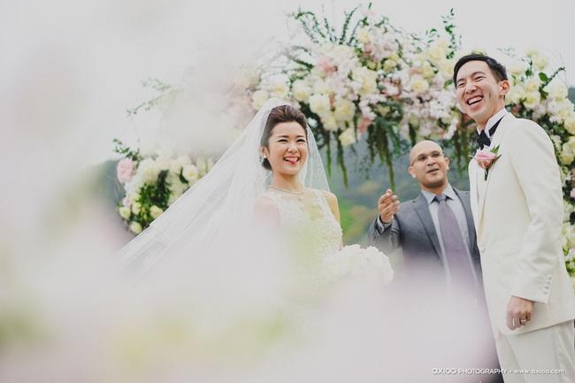 Đừng choáng khi xem những đám cưới chất chơi hiếm có của các cặp đôi lắm tiền nhiều của này - Ảnh 27.