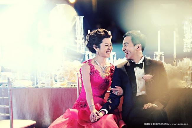 Đừng choáng khi xem những đám cưới chất chơi hiếm có của các cặp đôi lắm tiền nhiều của này - Ảnh 31.