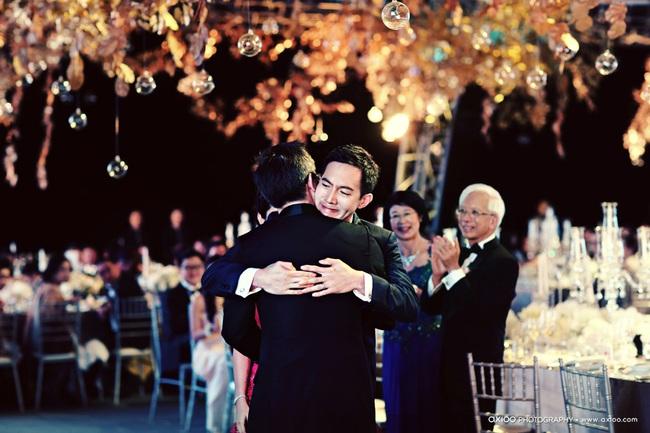 Đừng choáng khi xem những đám cưới chất chơi hiếm có của các cặp đôi lắm tiền nhiều của này - Ảnh 32.
