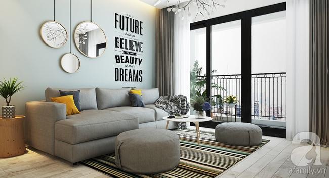 Tư vấn thiết kế 3 mẫu phòng khách giá rẻ dưới 15 triệu vẫn đẹp hút hồn  - Ảnh 1.