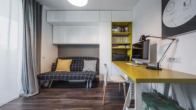 Căn hộ nhỏ 1 phòng ngủ vô cùng dễ thương khiến bạn yêu ngay từ cái nhìn đầu tiên - Ảnh 13.