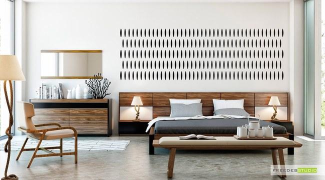 17 thiết kế phòng ngủ với gam màu trắng khiến bạn không thể không yêu - Ảnh 14.