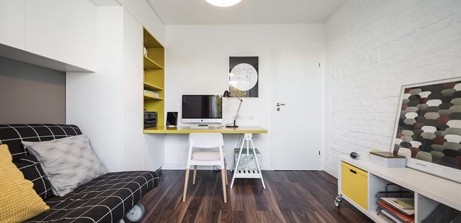 Căn hộ nhỏ 1 phòng ngủ vô cùng dễ thương khiến bạn yêu ngay từ cái nhìn đầu tiên - Ảnh 14.