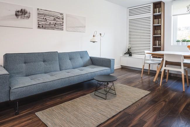 Căn hộ nhỏ 1 phòng ngủ vô cùng dễ thương khiến bạn yêu ngay từ cái nhìn đầu tiên - Ảnh 3.