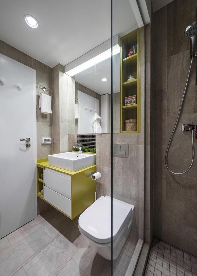 Căn hộ nhỏ 1 phòng ngủ vô cùng dễ thương khiến bạn yêu ngay từ cái nhìn đầu tiên - Ảnh 22.