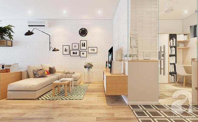 Tư vấn thiết kế 3 mẫu phòng khách giá rẻ dưới 15 triệu vẫn đẹp hút hồn  - Ảnh 4.
