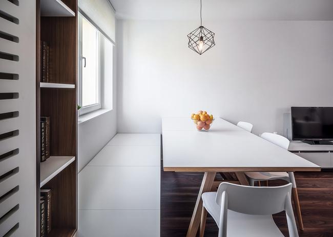Căn hộ nhỏ 1 phòng ngủ vô cùng dễ thương khiến bạn yêu ngay từ cái nhìn đầu tiên - Ảnh 6.