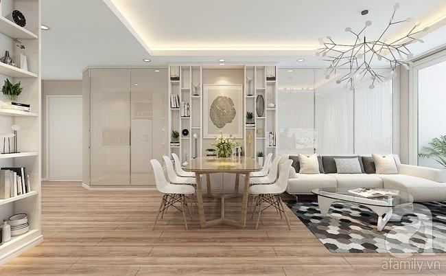 Với 217 triệu, KTS đã biến căn hộ từ chỗ không thể cải tạo kết cấu trở nên đẹp bất ngờ - Ảnh 5.