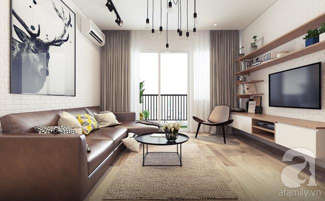 Tư vấn thiết kế 3 mẫu phòng khách giá rẻ dưới 15 triệu vẫn đẹp hút hồn  - Ảnh 7.
