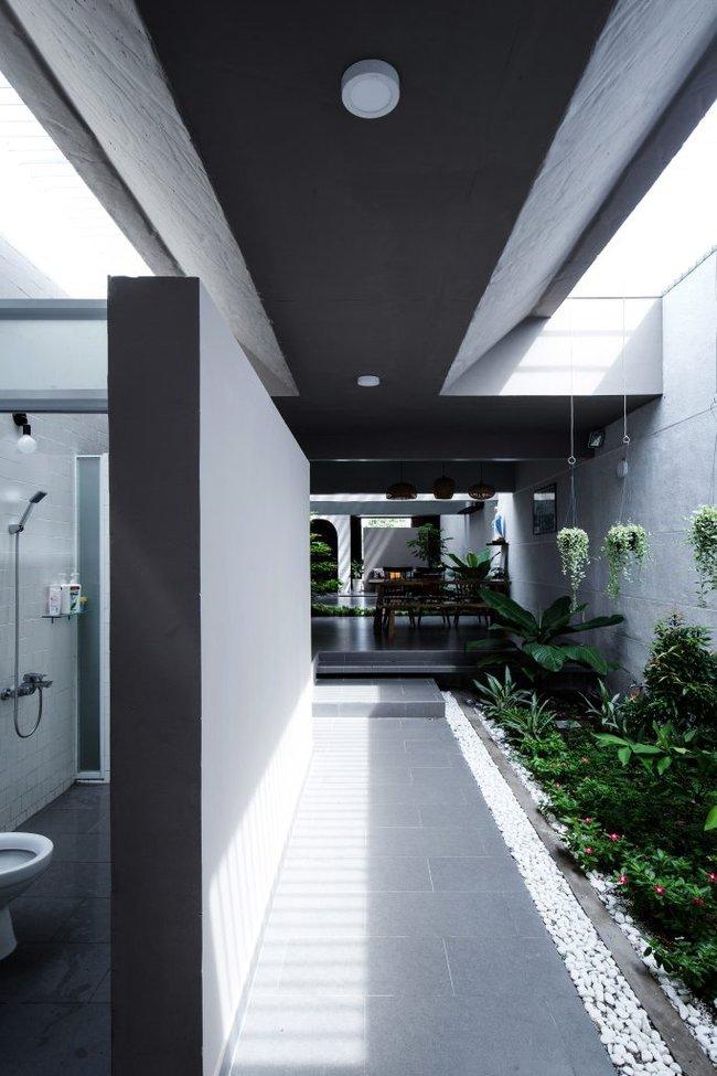 Ngôi nhà 200m² lấy cảm hứng thiết kế từ hang Sơn Đoòng ở Vĩnh Long nổi bật trên báo Mỹ - Ảnh 13.
