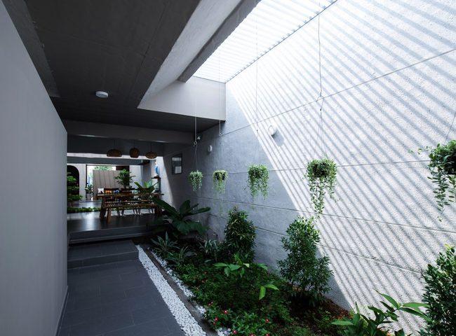 Ngôi nhà 200m² lấy cảm hứng thiết kế từ hang Sơn Đoòng ở Vĩnh Long nổi bật trên báo Mỹ - Ảnh 15.