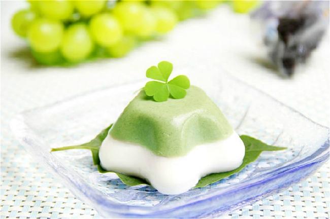 Giắt túi công thức làm Pudding trà xanh ngon ngất ngây - Ảnh 5.