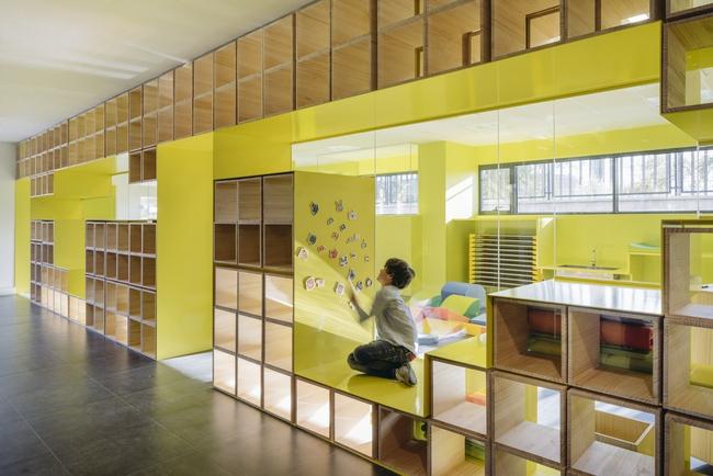 Tham quan ngôi trường tiểu học có thiết kế sinh động không khác gì khu vui chơi - Ảnh 4.