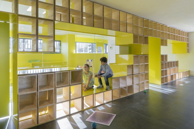 Tham quan ngôi trường tiểu học có thiết kế sinh động không khác gì khu vui chơi - Ảnh 5.