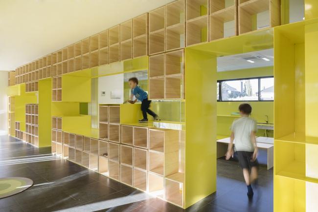 Tham quan ngôi trường tiểu học có thiết kế sinh động không khác gì khu vui chơi - Ảnh 6.