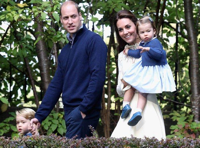 Bất ngờ trước cách dạy con của cặp đôi Hoàng gia William và Kate Middleton - Ảnh 6.