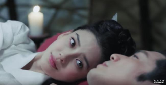 Sau tất cả, cảnh giường chiếu của Angelababy – Chung Hán Lương đã đến - Ảnh 4.