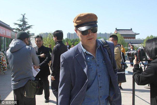 Dàn diễn viên Tây Du Ký tề tựu trong đám tang nữ đạo diễn Dương Khiết - Ảnh 3.