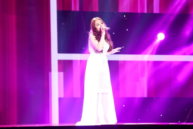 Đông Nhi choáng ngợp vì cô gái giảm liền một lúc 20kg vì thi The Voice - Ảnh 1.