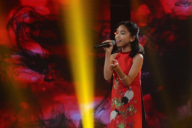 Đây là bé 13 tuổi vừa xinh, vừa hát dân ca hay như NSND Thu Hiền - Ảnh 14.