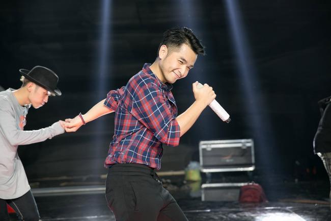 Nhận vé vớt từ khán giả, Phạm Hồng Phước trở lại Sing my song - Ảnh 3.