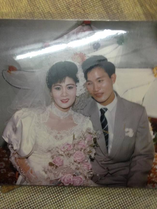 Nhìn lại ảnh cưới của phụ huynh thời ông bà anh: hóa ra bố mẹ ta từng có một thời thanh xuân như thế - Ảnh 5.