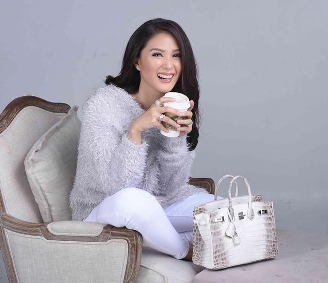 Cuộc sống sang chảnh của cô nàng vợ thượng nghị sĩ, mỹ nhân số 1 Philippines, bạn thân của Tăng Thanh Hà - Ảnh 10.