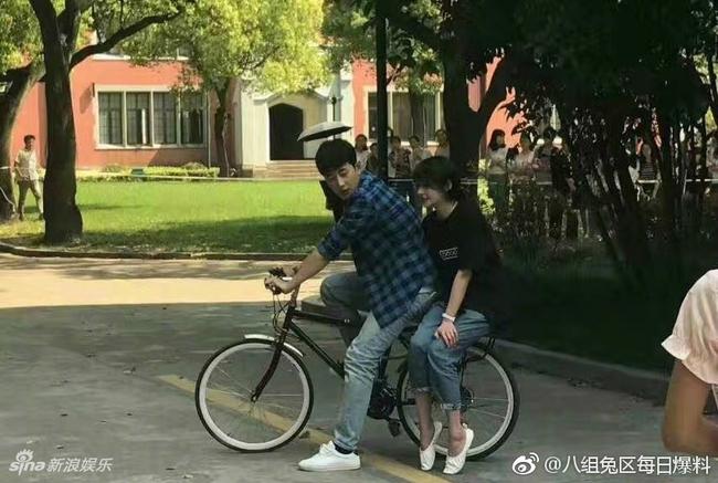 Đường Yên sẽ ghen nếu thấy cảnh bạn trai thân thiết bên Trịnh Sảng - Ảnh 6.