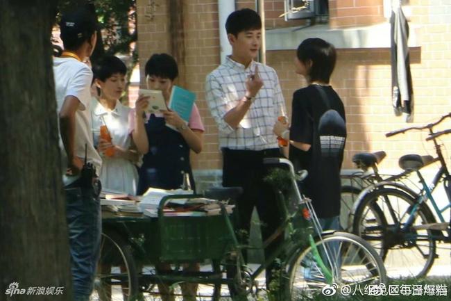 Đường Yên sẽ ghen nếu thấy cảnh bạn trai thân thiết bên Trịnh Sảng - Ảnh 9.