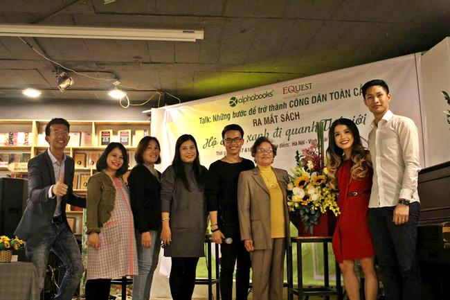 Từ cô bé người Việt bị phân biệt chủng tộc ở châu Âu đến người phụ nữ kiến tạo hộ chiếu xanh, trở thành công dân toàn cầu - Ảnh 5.