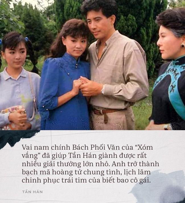 Tần Hán: Gã lãng tử đào hoa bỏ quên vợ hiền để chạy theo hồ ly giật chồng suốt 20 năm, về già chịu kiếp cô độc hết đời - Ảnh 4.