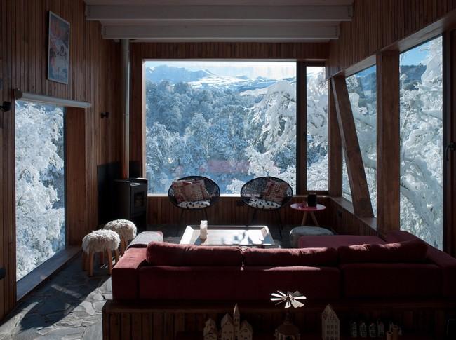 Ngôi nhà sở hữu view đẹp yên bình đến mê người cho những ai muốn đi trốn khỏi sự ồn ào của phố thị - Ảnh 4.