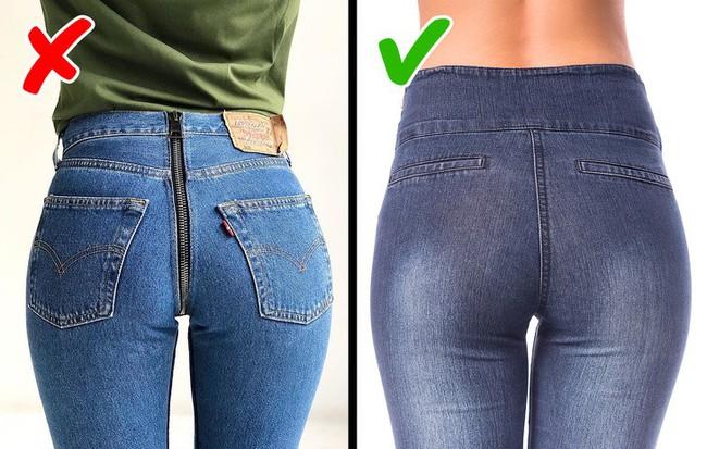 8 kiểu trang phục không chỉ lỗi thời mà còn phô hết các khuyết điểm của người mặc, chị em nên biết để tránh - Ảnh 8.