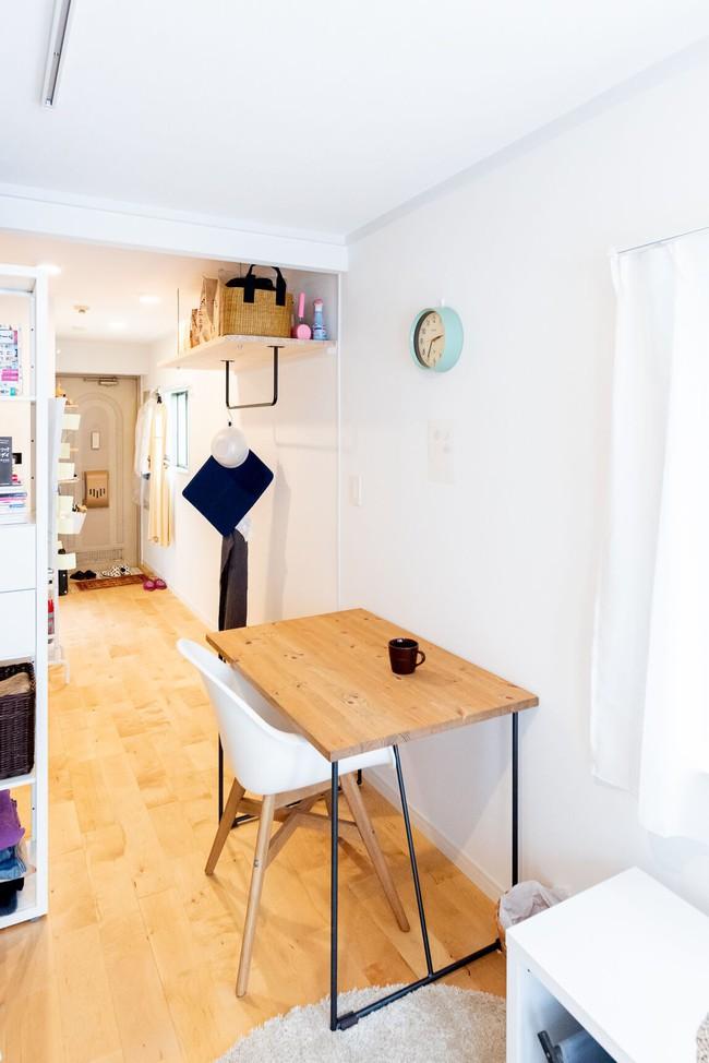 Sống một mình, căn hộ của cô gái Nhật Bản được sắp xếp ấn tượng khiến ai cũng muốn học tập - Ảnh 6.