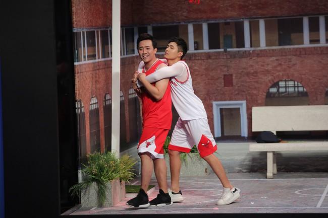 Sau đám cưới với Nhã Phương, Trường Giang làm quân sư tình yêu cho đàn anh - Ảnh 9.