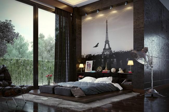 Biến tấu phòng ngủ theo những kiểu trang trí mới mẻ này, bạn sẽ thấy những giấc mơ thanh xuân như ùa về - Ảnh 6.