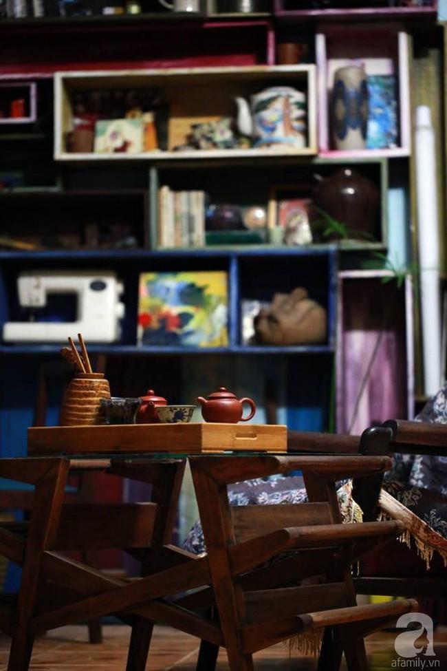 Ngôi nhà cấp 4 nhỏ hẹp nhưng góc nào cũng rất tình của chàng trai 8X ở Sài Gòn - Ảnh 27.