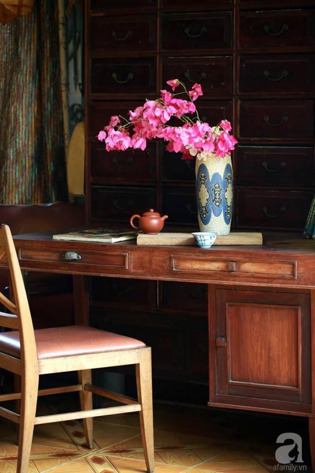 Ngôi nhà cấp 4 nhỏ hẹp nhưng góc nào cũng rất tình của chàng trai 8X ở Sài Gòn - Ảnh 26.