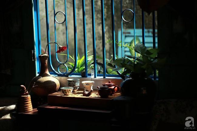 Ngôi nhà cấp 4 nhỏ hẹp nhưng góc nào cũng rất tình của chàng trai 8X ở Sài Gòn - Ảnh 17.