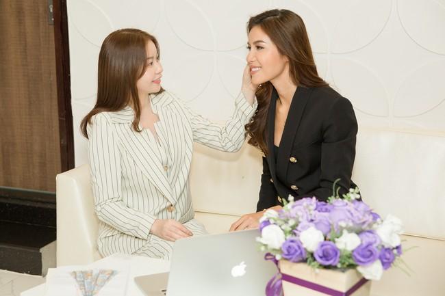 Minh Tú tất bật chuẩn bị cho Miss Supranational 2018 - Ảnh 8.