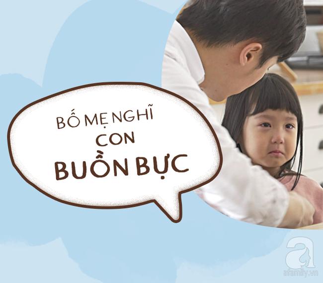 Có 7 câu nói diệu kì giúp trẻ tự nín khóc hiệu quả mà bố mẹ chẳng cần quát mắng, nạt nộ - Ảnh 3.