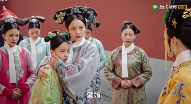 Ngu ngốc như Lệnh Phi - Vệ Yến Uyển: Cả gan đá đểu Thái hậu Chân Hoàn, mất luôn quyền nuôi 3 đứa con - Ảnh 5.