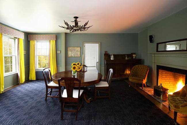 Tuyệt chiêu lựa chọn rèm cửa để nâng tầm vẻ đẹp của căn phòng ăn gia đình để đón xuân mới - Ảnh 3.