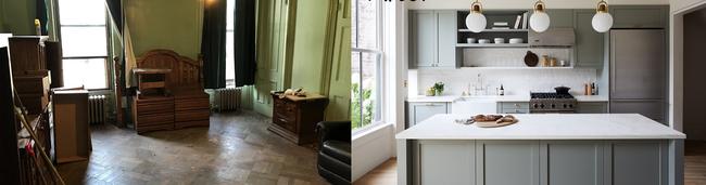 Công thức cải tạo nhà Before - After khiến người xem hào hứng về kết quả - Ảnh 2.