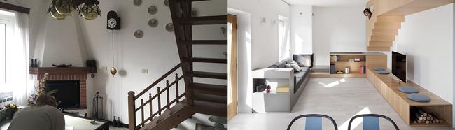 Công thức cải tạo nhà Before - After khiến người xem hào hứng về kết quả - Ảnh 3.