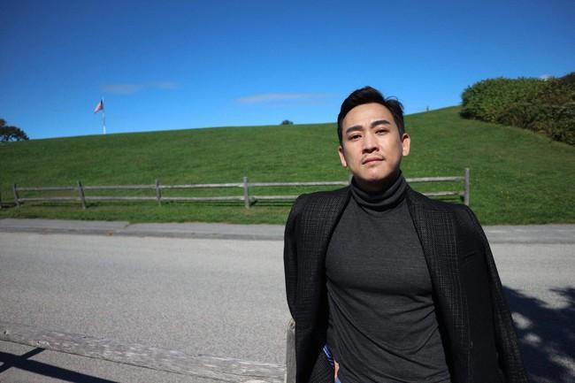Quý ông lịch lãm Hứa Vĩ Văn lên đường sang Mỹ dự Viet Film Fest 2018 - Ảnh 1.