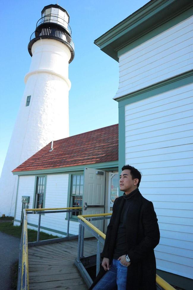 Quý ông lịch lãm Hứa Vĩ Văn lên đường sang Mỹ dự Viet Film Fest 2018 - Ảnh 2.