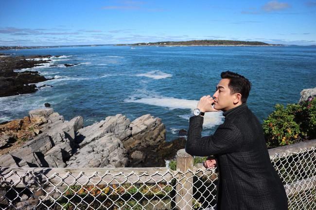 Quý ông lịch lãm Hứa Vĩ Văn lên đường sang Mỹ dự Viet Film Fest 2018 - Ảnh 5.
