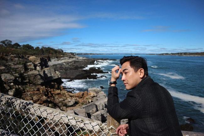 Quý ông lịch lãm Hứa Vĩ Văn lên đường sang Mỹ dự Viet Film Fest 2018 - Ảnh 9.