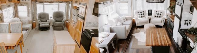 Công thức cải tạo nhà Before - After khiến người xem hào hứng về kết quả - Ảnh 6.